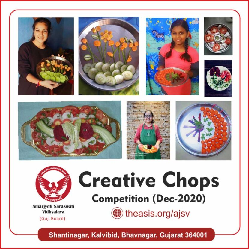Creative Chops Competition (Dec-2020)