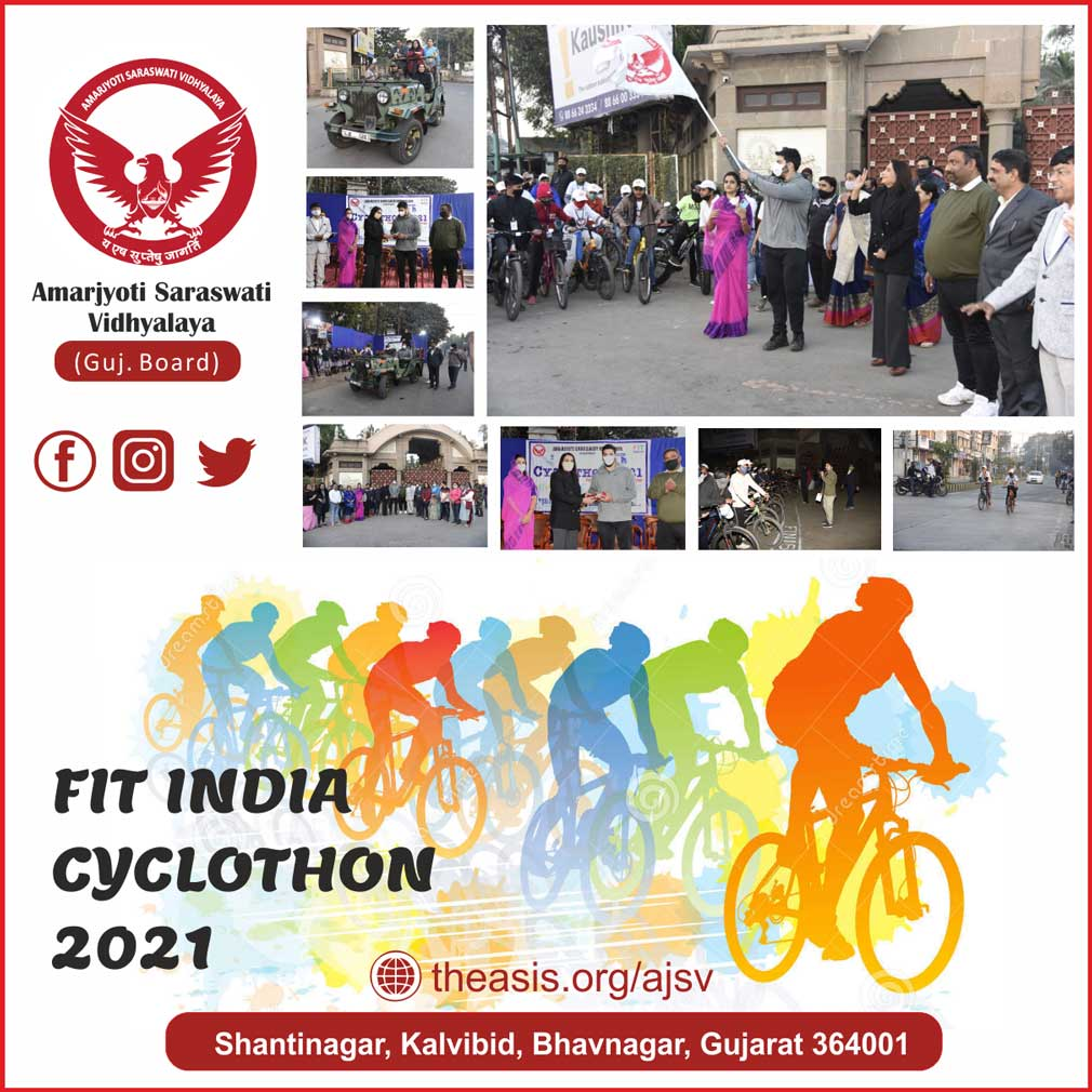 FIT INDIA CYCLOTHON 2021