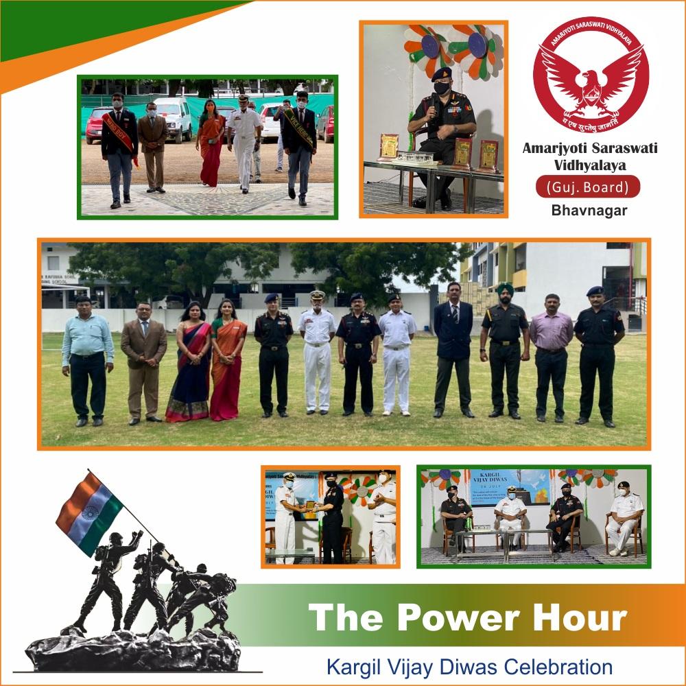 The Power Hour - Kargil Vijay Diwas Celebration